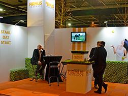Firmus Products aanwezig op Groene Sector Vakbeurs