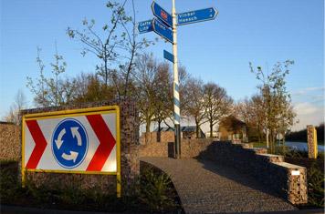 Nieuw project: Rotonde Geffen