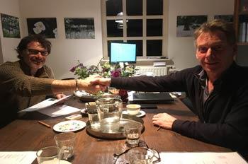 Samenwerking met FirmusPARTNER Aardoom Hoveniers